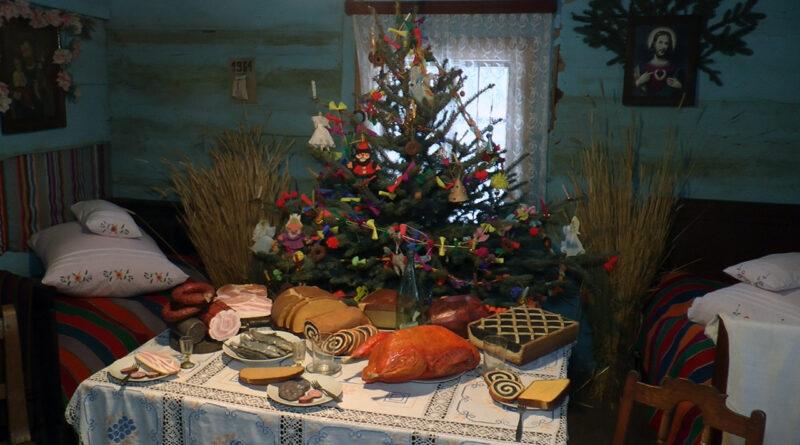 Tradycyjne Boże Narodzenie na Pomorzu Zachodnim