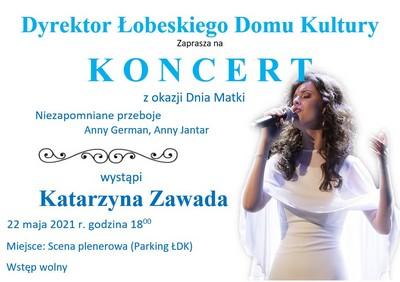 ŁDK zaprasza na koncert!
