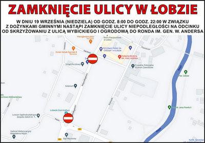 Informacja dla mieszkańców Łobza